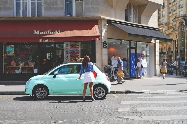 Šarmantní Pařížanky