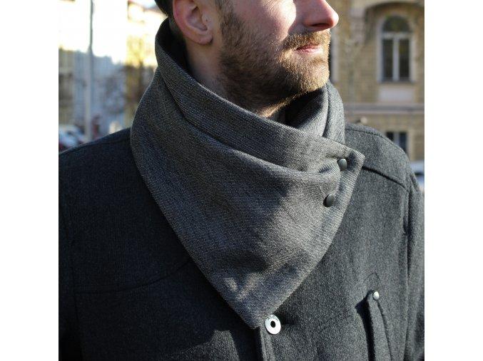 Nákrčník Grey