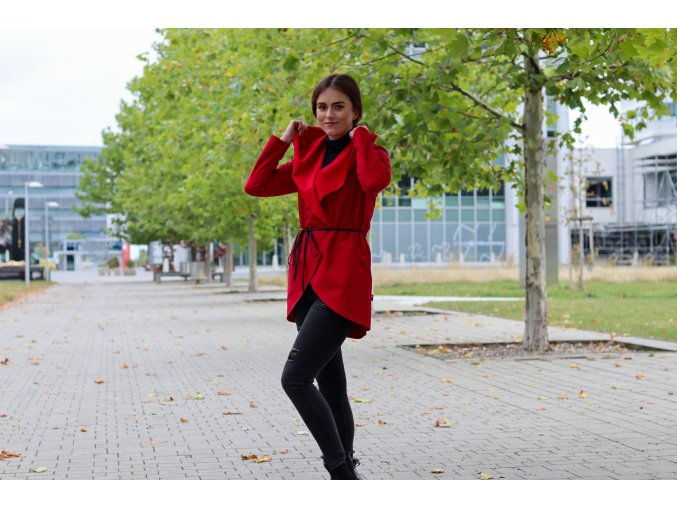 Cardigan II Red