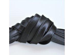 Ozdobná stužka Black