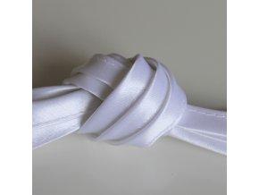 Ozdobná stužka White