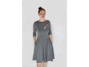 Šaty Dara Grey