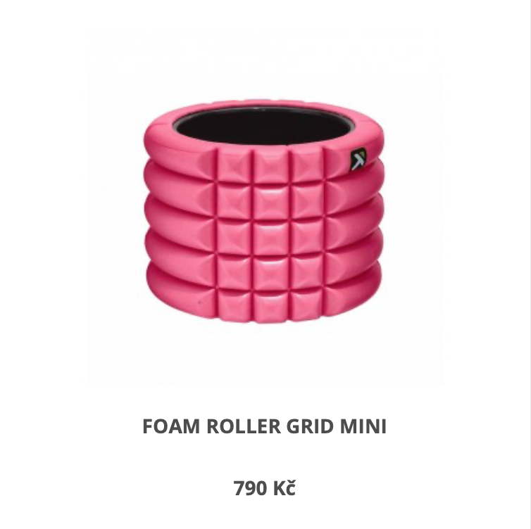Foam Roller Grid Mini