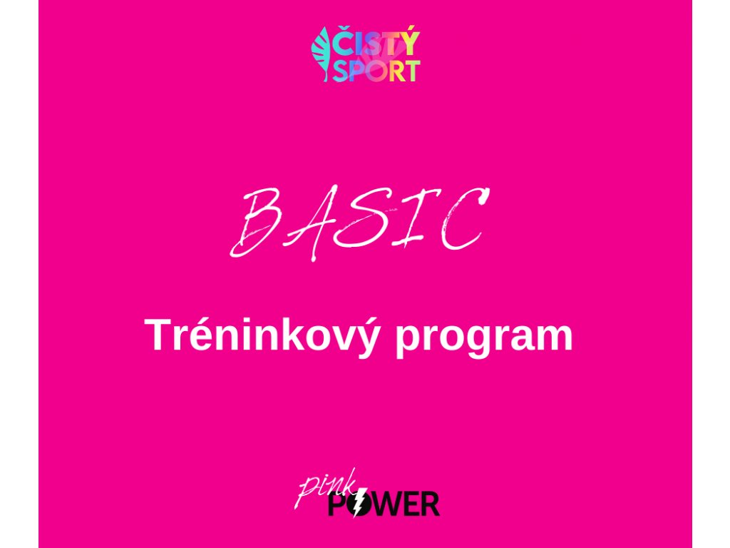 Tréninkový program BASIC