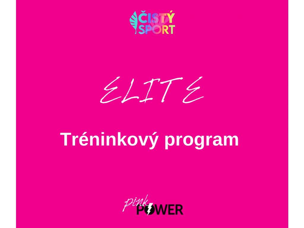 Tréninkový program ELITE