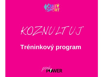 Tréninkový program KONZULTUJ