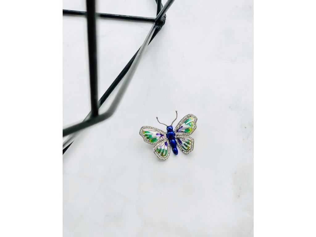 Brošňa Motýľ