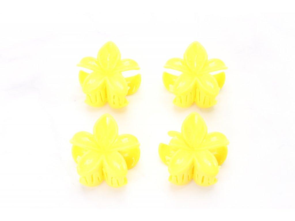 Štipec žlté kvety 4 ks