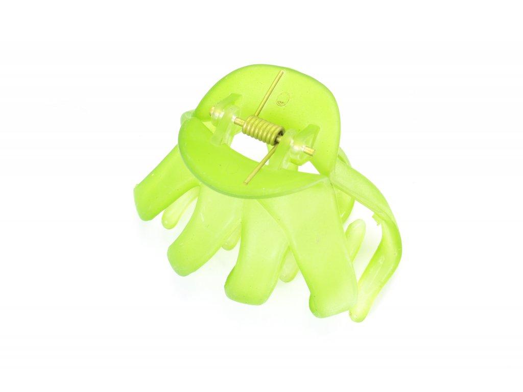 Štipec zelený matný