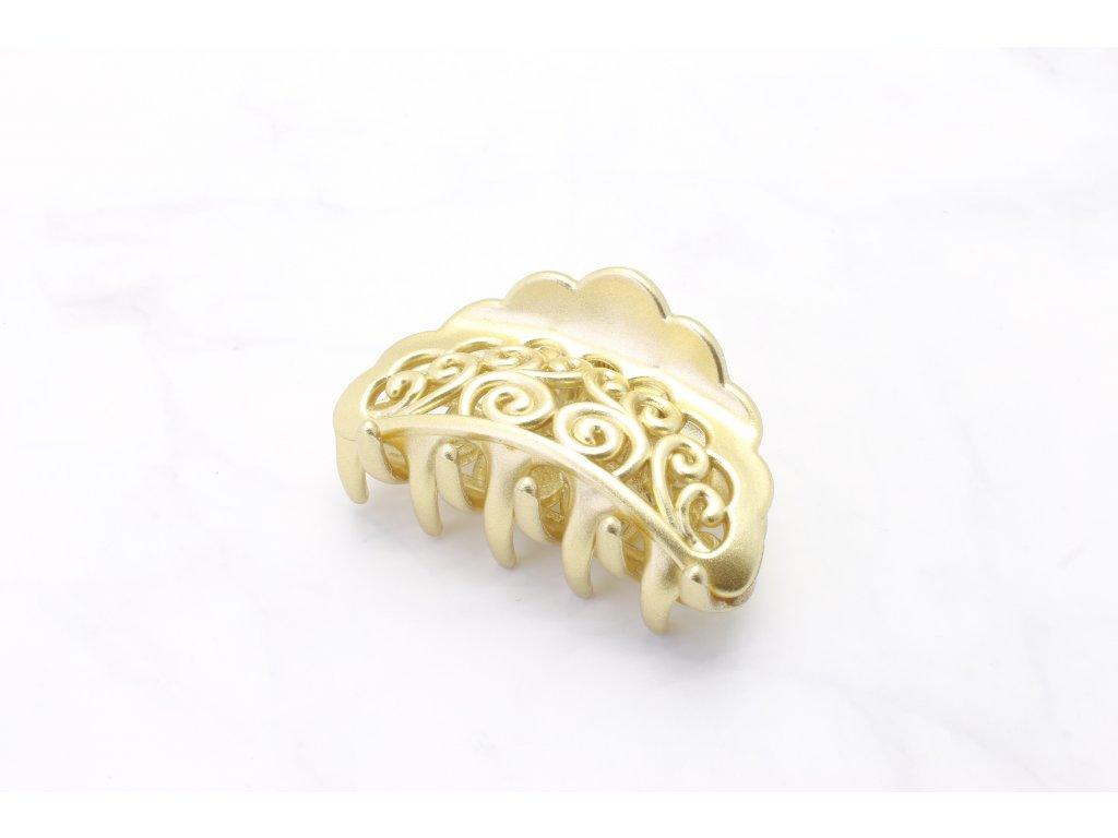 Štipec zlatá perleť