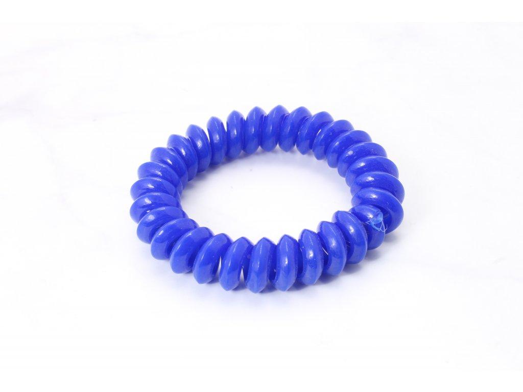 Špirálová gumička Kráľovská modrá