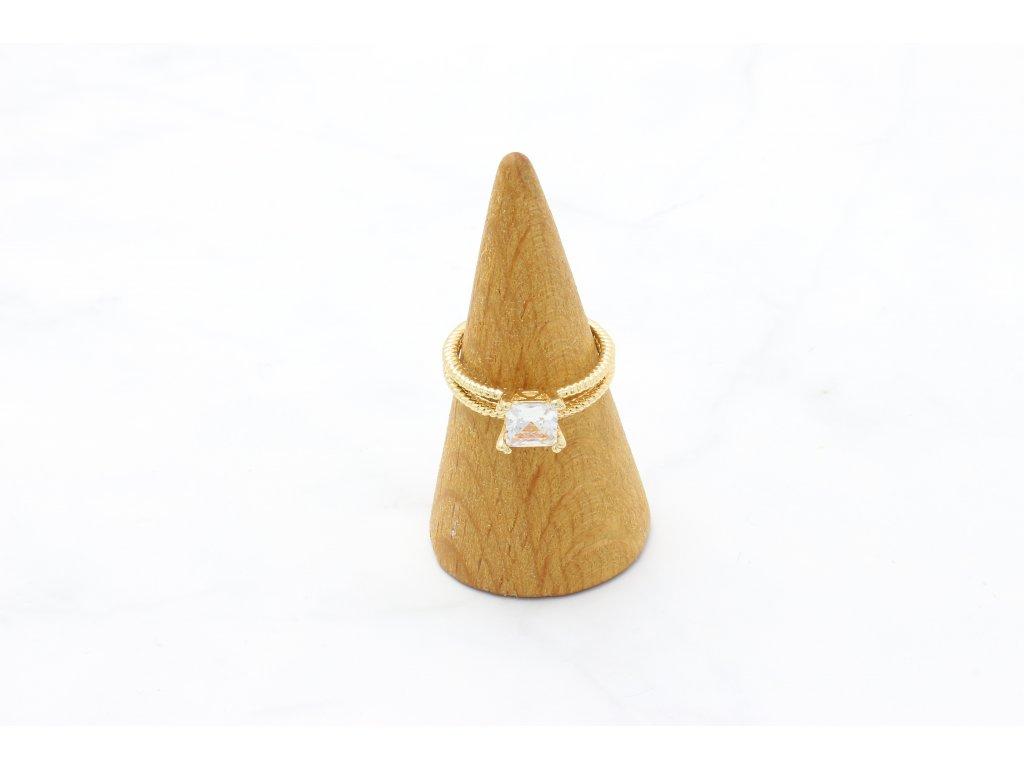 Prsteň Calliope Gold