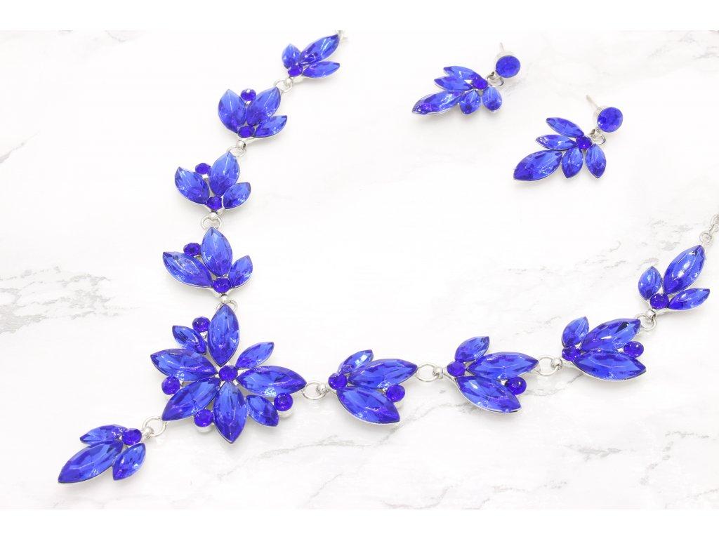 Náhrdelník Royal blue