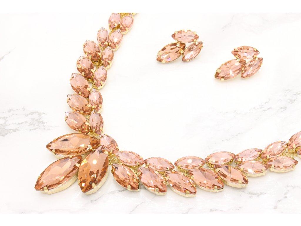 Náhrdelník Royal Pink shades