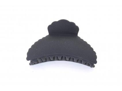 Štipec čierny matný menší