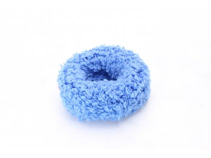 Modrá mäkká gumička väčšia
