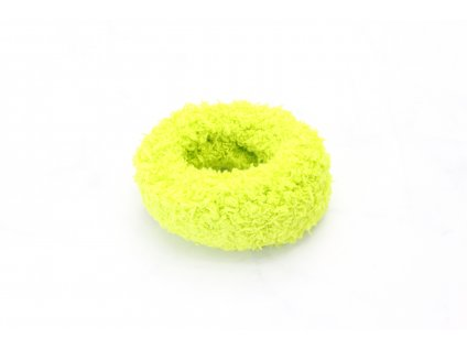 Svetlo zelená mäkká gumička väčšia