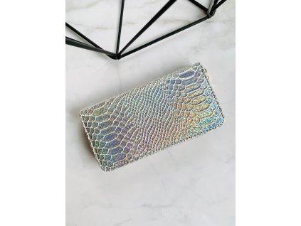 Holografická peňaženka so štruktúrou