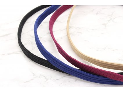 Set štyroch elastických čeleniek