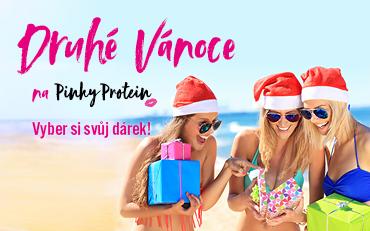 Druhé Vánoce na Pinky Protein