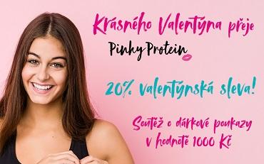 Valentýnská sleva a soutěž 2021