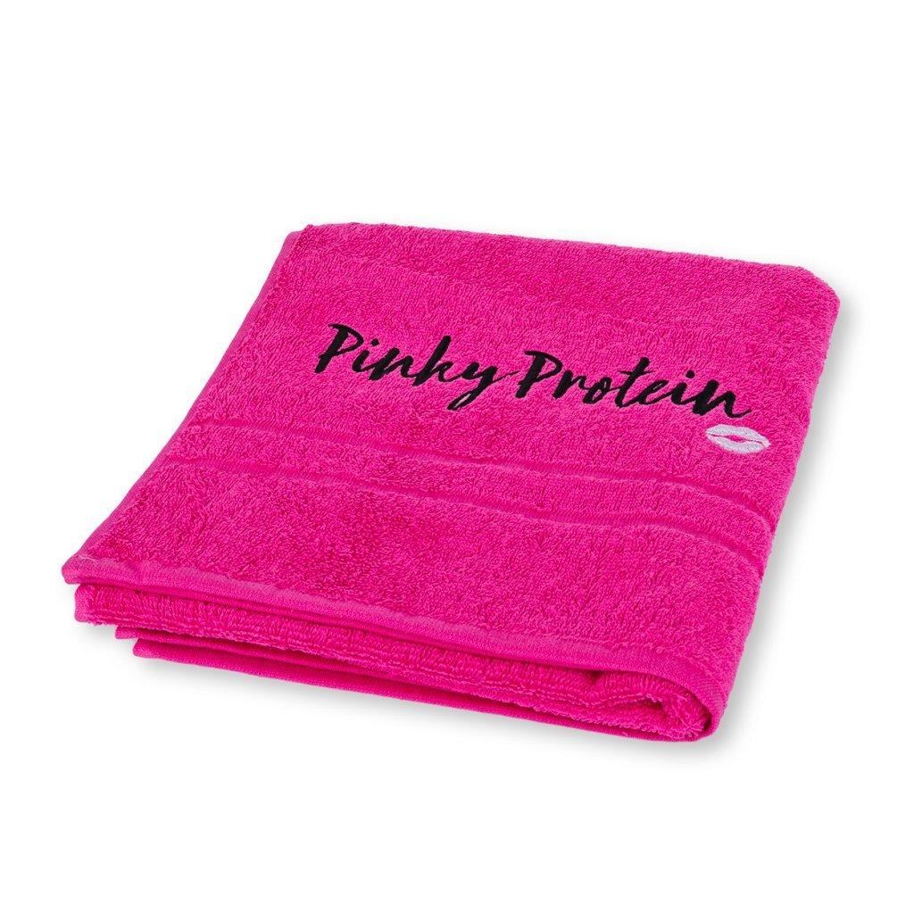 rucnik pinky protein rozbaleny