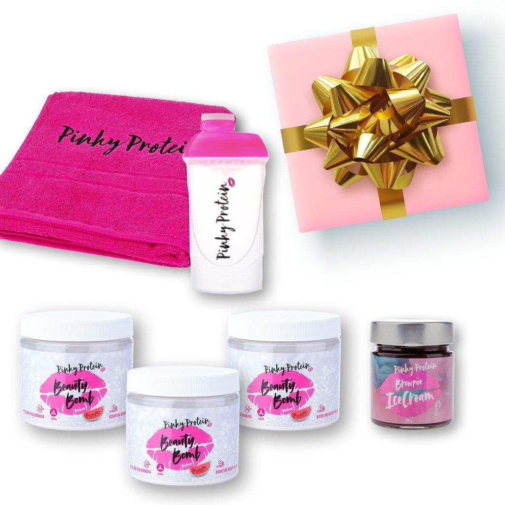 Vánoční balíček Krása