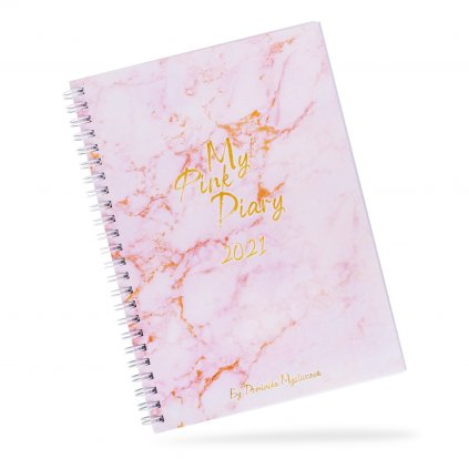 pink diary2021 1a