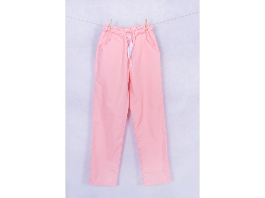 Zdravotnické kalhoty meruňkové