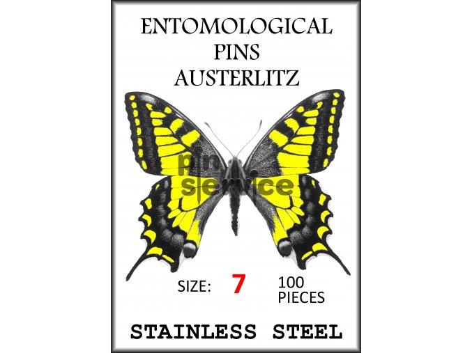 OBAL 16 100 pieces Stainless Steel – barva žlutá 7 vodoznak
