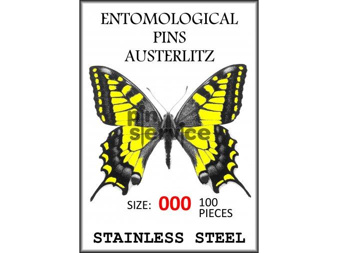 OBAL 16 100 pieces Stainless Steel – barva žlutá 000 vodoznak