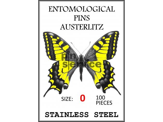 OBAL 16 100 pieces Stainless Steel – barva žlutá 0 vodoznak