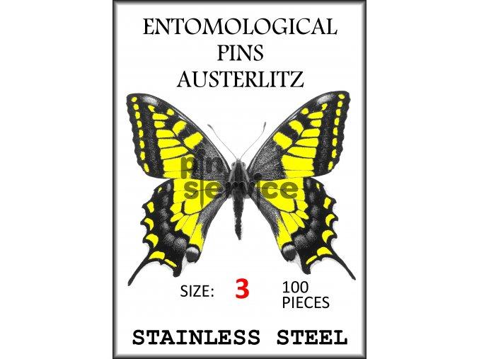 OBAL 16 100 pieces Stainless Steel – barva žlutá 3 vodoznak