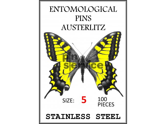 OBAL 16 100 pieces Stainless Steel – barva žlutá 5 vodoznak