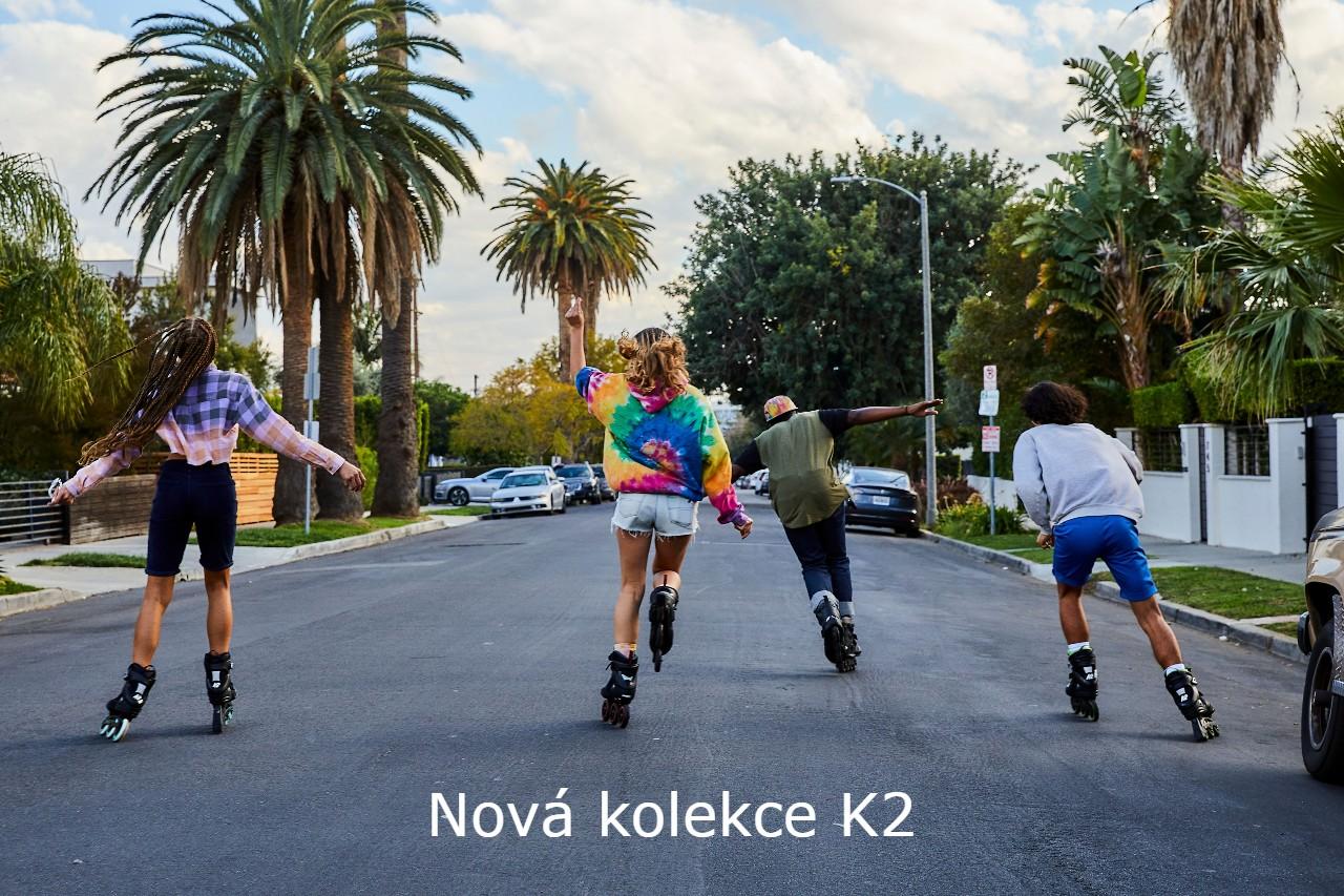 Nová kolekce K2