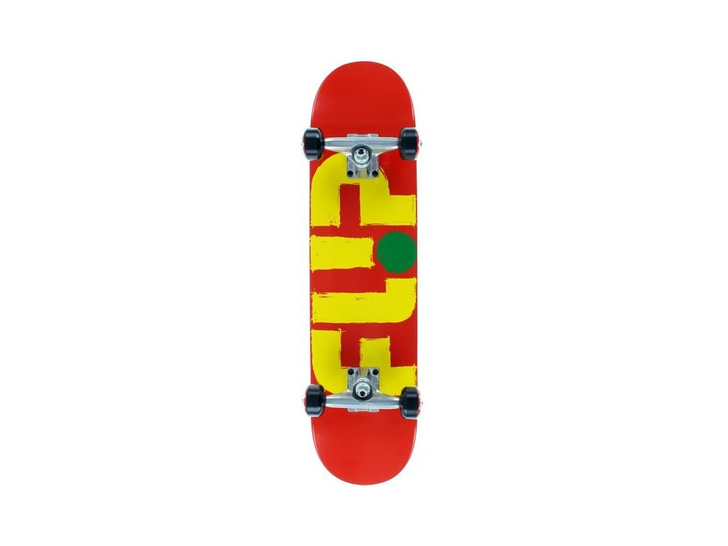 Odyssey Stroked Red 7.75x30.6 Flip Complete
