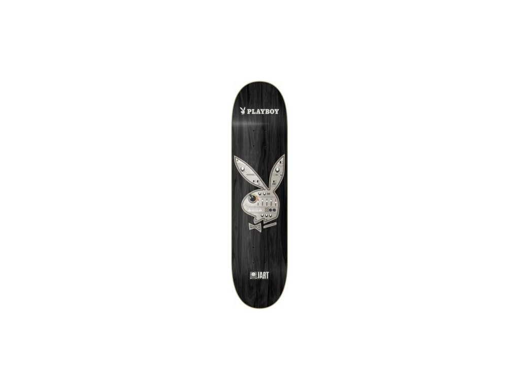 Club 7.75 HC Jart Playboy Logo Deck