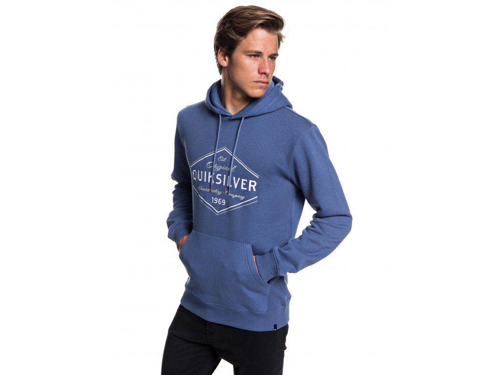 Mikina Quiksilver Nowhere EQYFT03857 BNG0