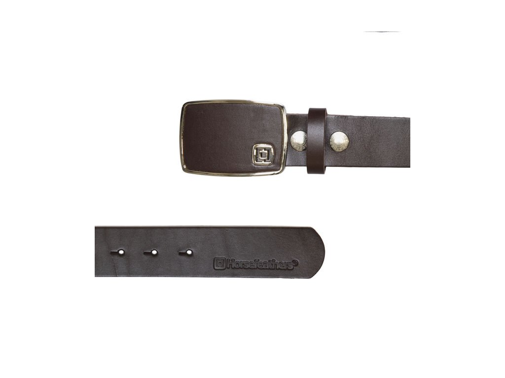 Pásek HF FRED BELT BROWN