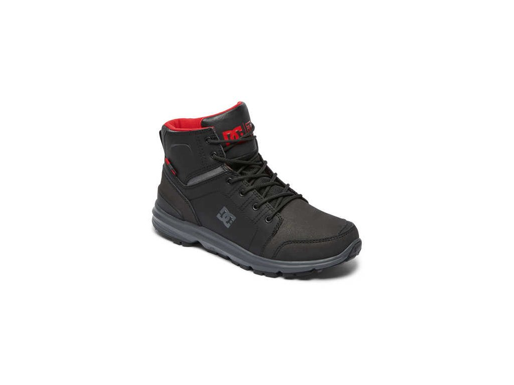 Boty DC Torstein ADMB700008 Black/Grey/Red