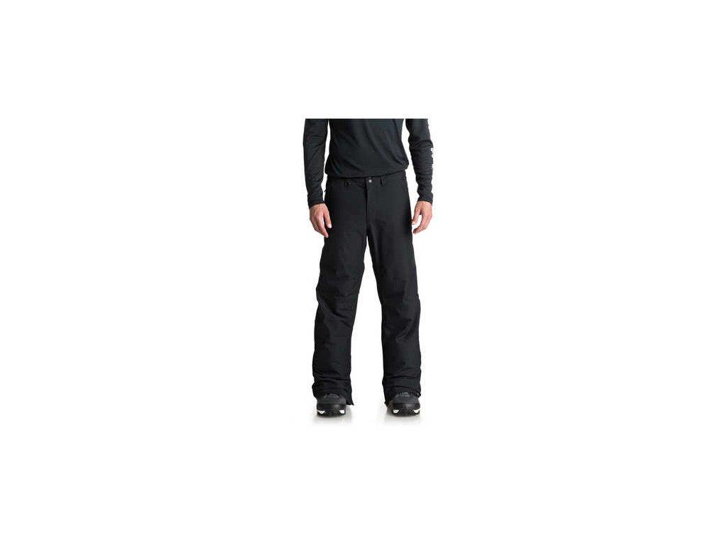 Kalhoty SNB Quiksilver Estate EQYTP03088 černý