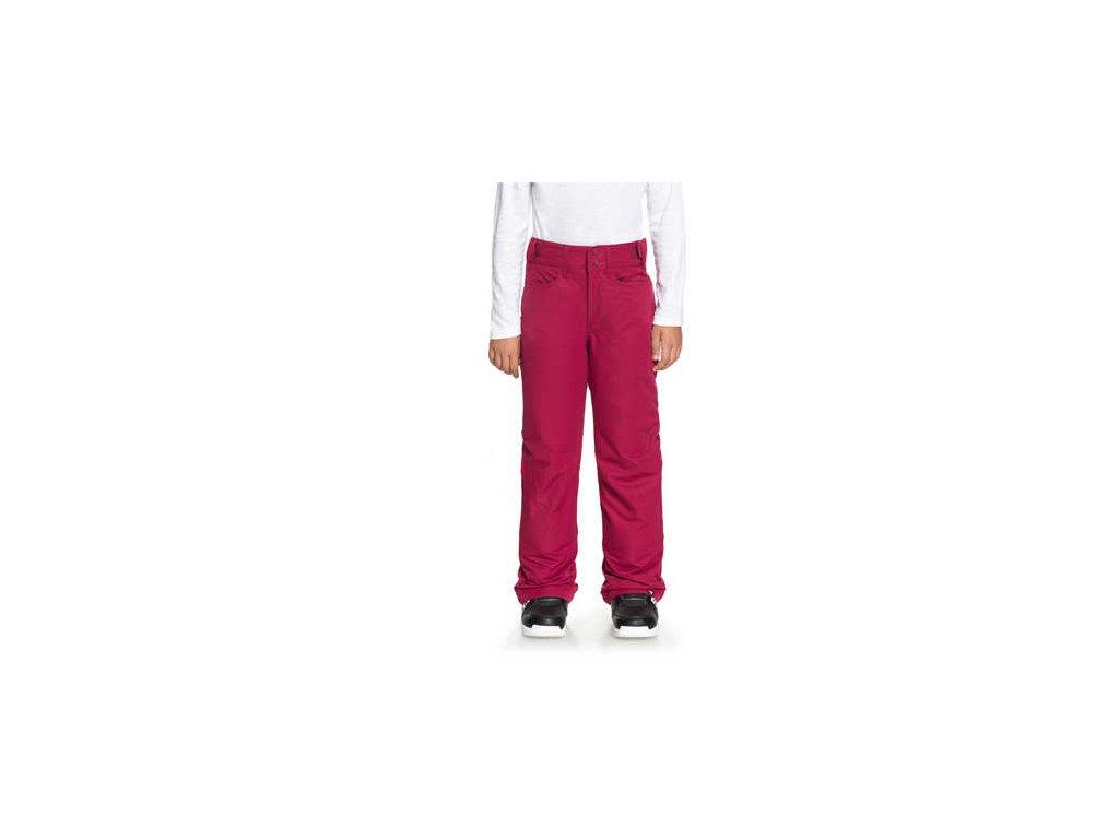 Kalhoty SNB Roxy Backyard Girl ERGTP03015 RRV0