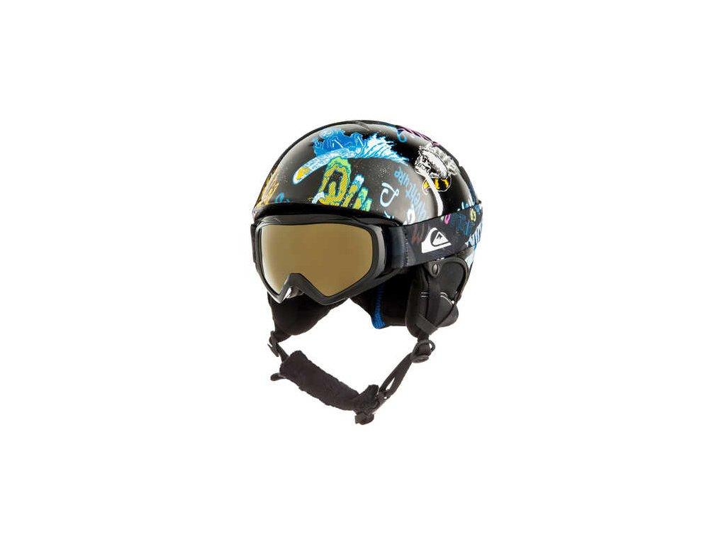 Helma s brýlemi Quiksilver Game Pack EQBTL03001 KVJ1