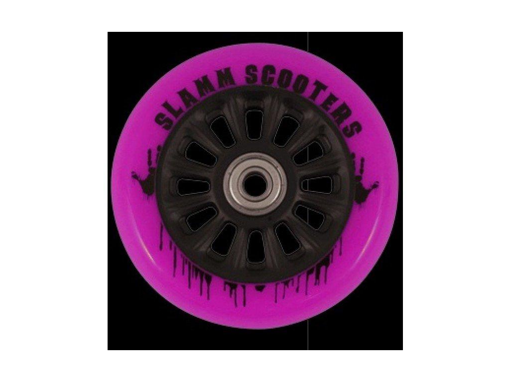 Kolečko Slamm Scooters BLACK/PINK+abec9