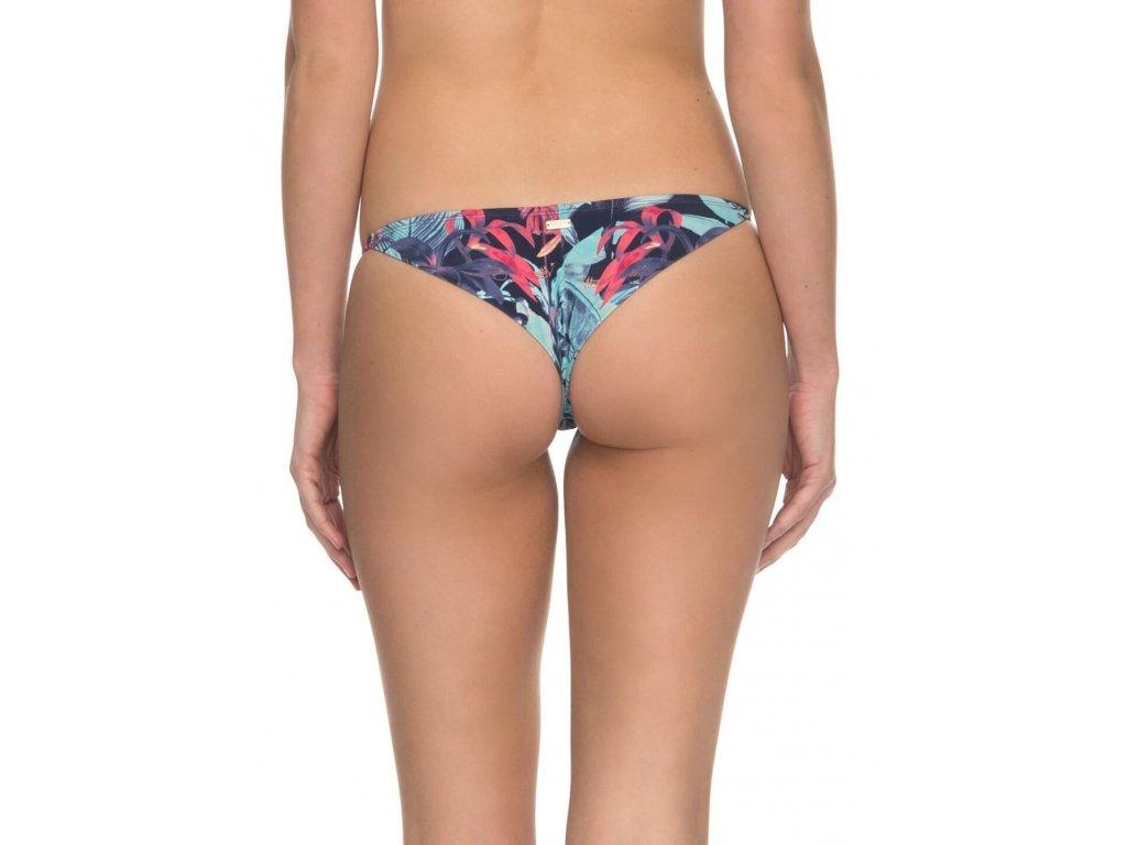 plavkove kalhotky prt roxy essentials dress blues fantastic garden swim erjx403560 btk6 13939759720180221132820