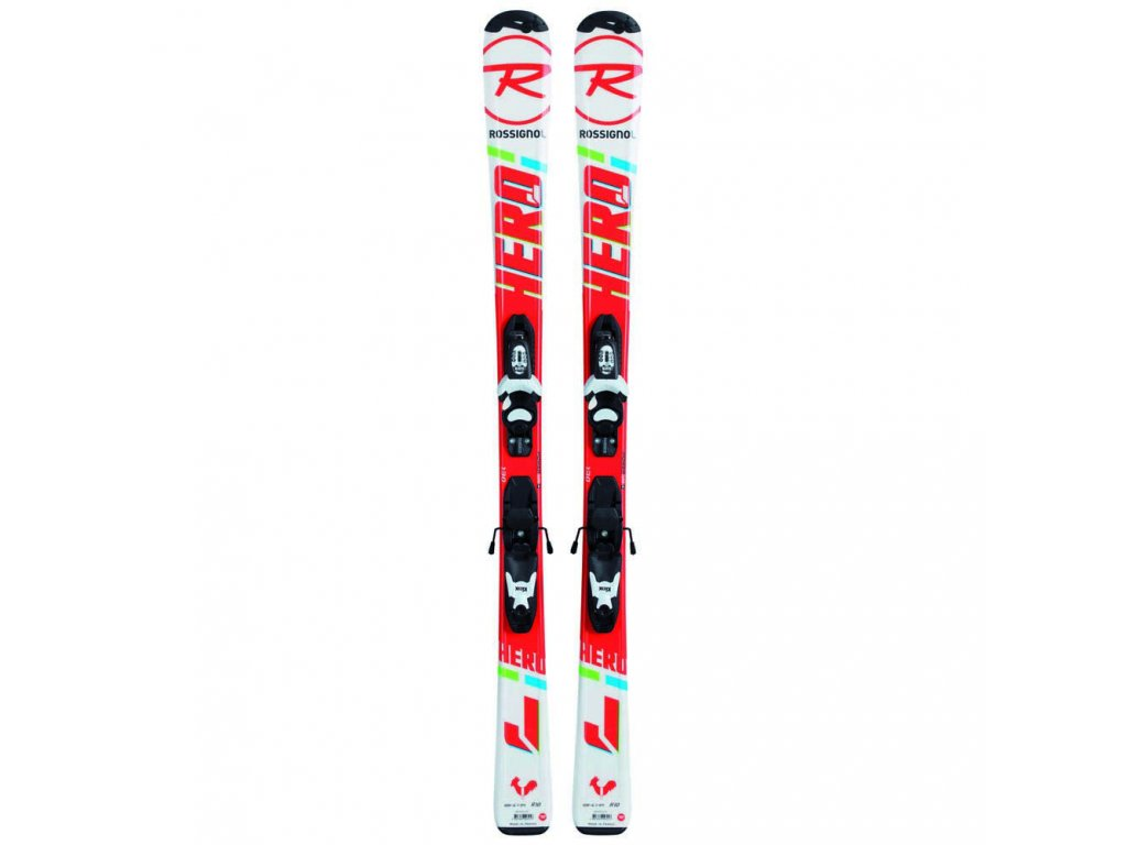 rossignol hero jr kid x 4