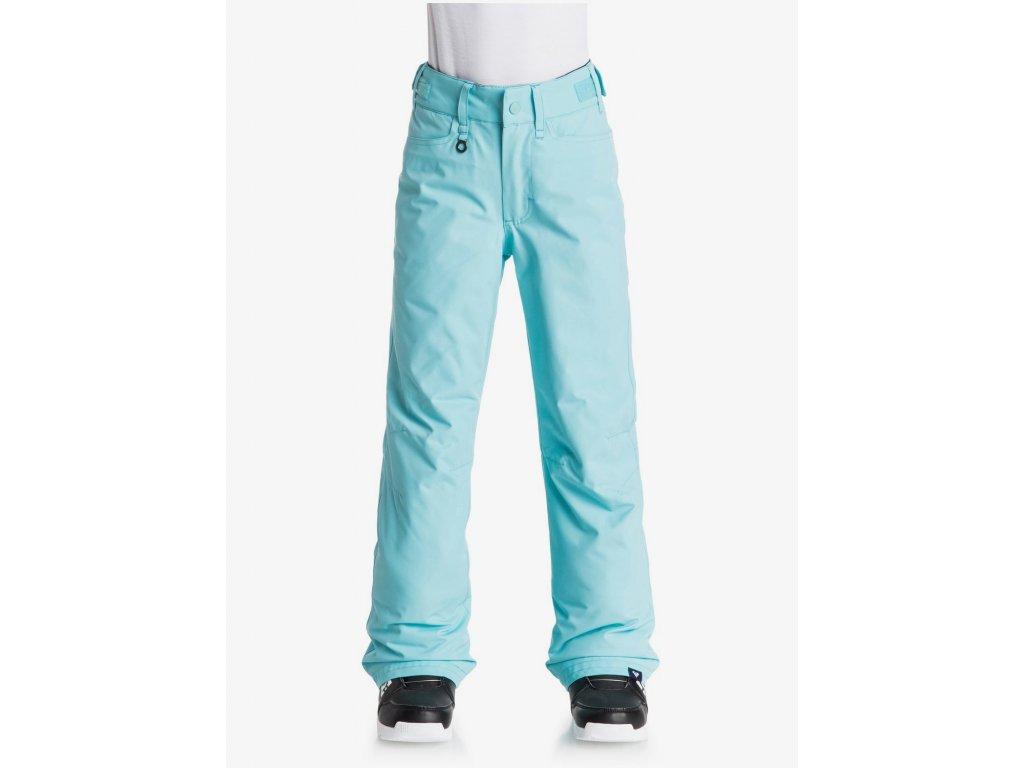 kalhoty Roxy dětské modré