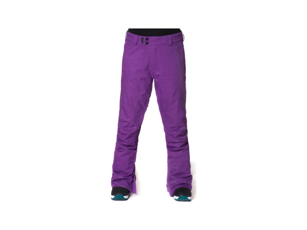 kalhoty Horsefeathers Serena purple