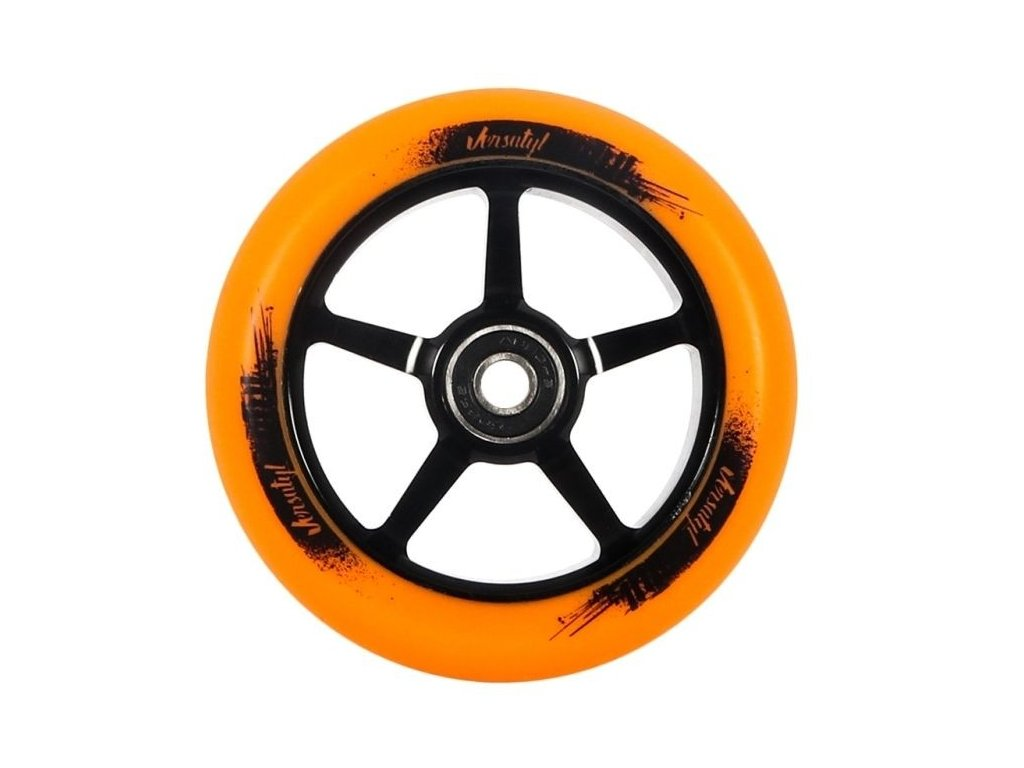 versatyl 110 wheel orange