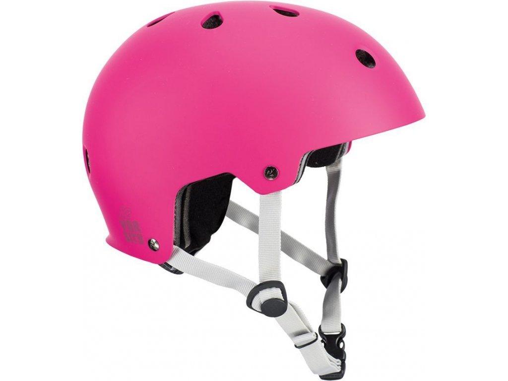 53096 k2skates 2019 varsity helmet magenta